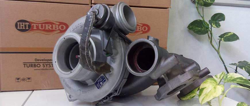 Kamyon Turbo Charger1
