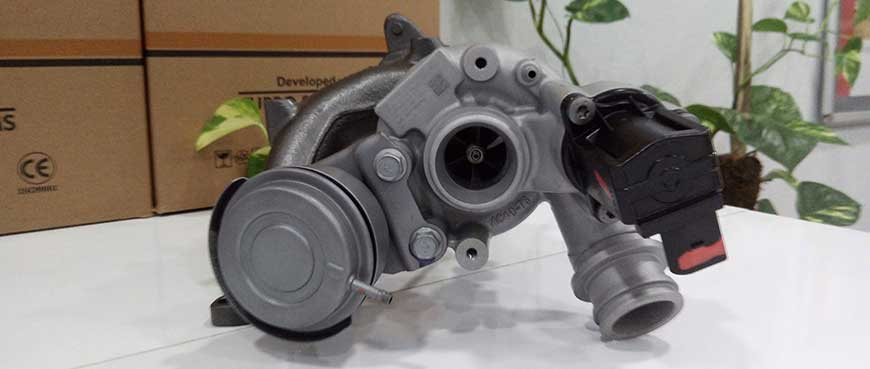 Otomobil Turbo Charger